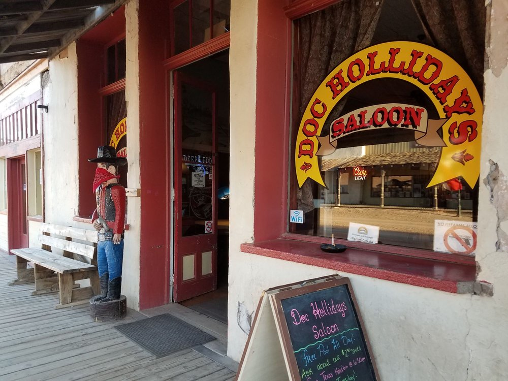 Doc Holliday's Saloon - Tombstone Chamber of Commerce