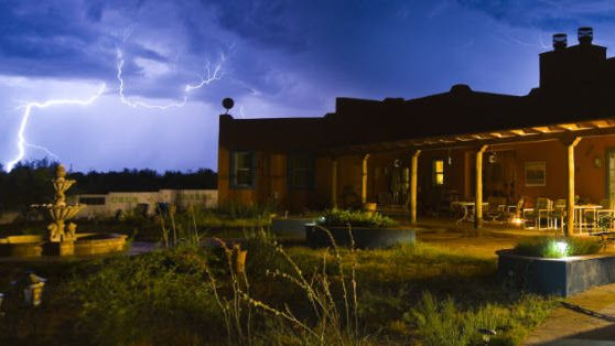 Down by the River Bed & Breakfast - Tombstone Chamber of