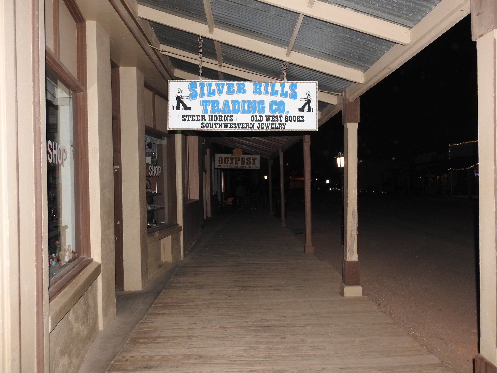 Silver Hills Trading/Ladies n' Lace - Tombstone Chamber of