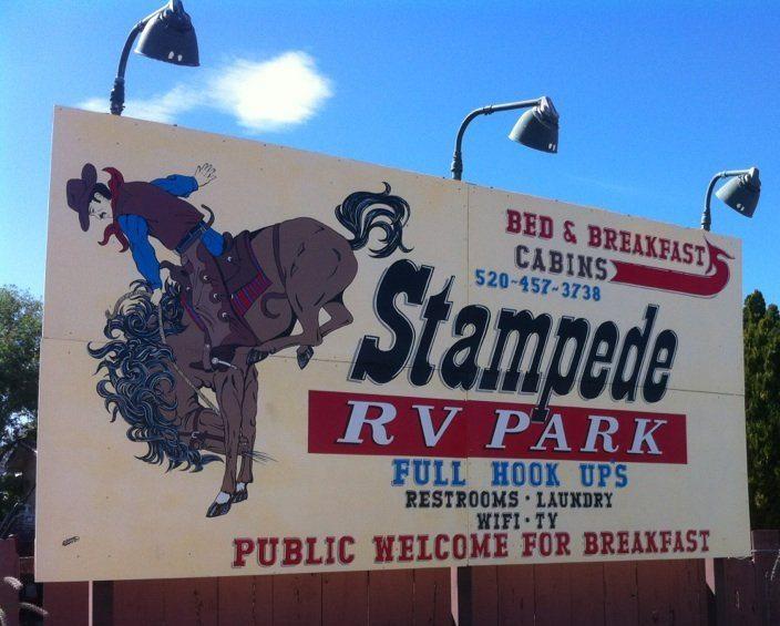 Stampede RV Park
