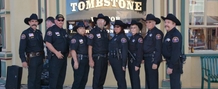 Tombstone Company Arizona Rangers - Tombstone Chamber of