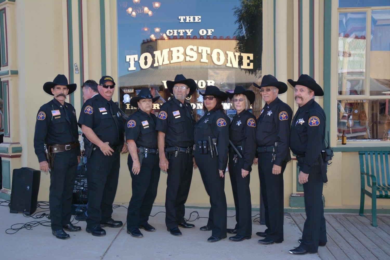 Tombstone AZ Rangers