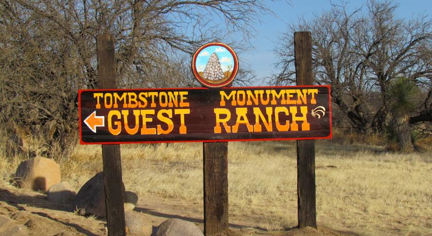 Tombstone Monument Guest Ranch