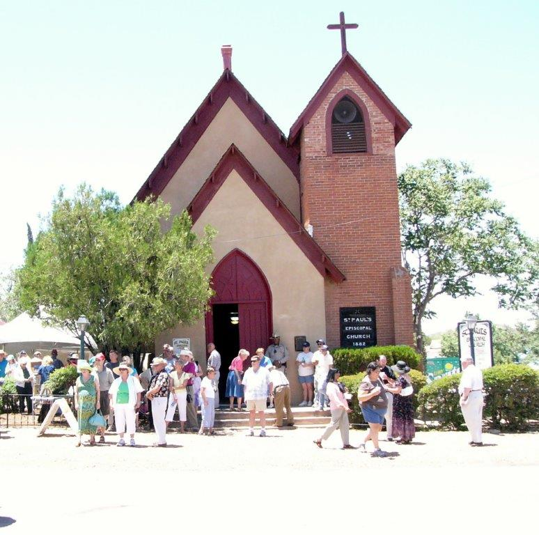 how to become a member of the episcopal church