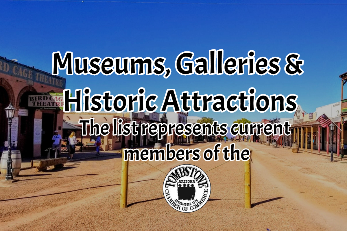 Museums, Galleries and Historic Attractions