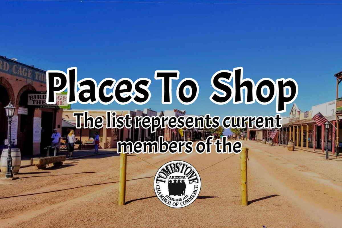 Places to Shop