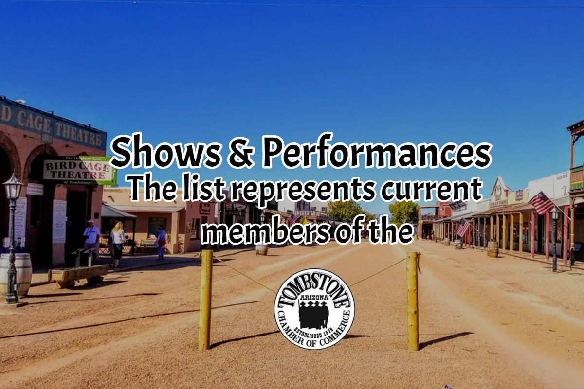 Shows and Performances