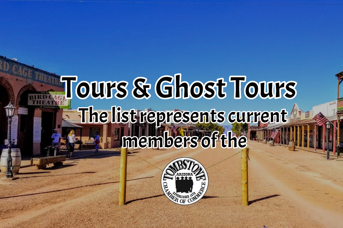 Tours & Ghost Tours