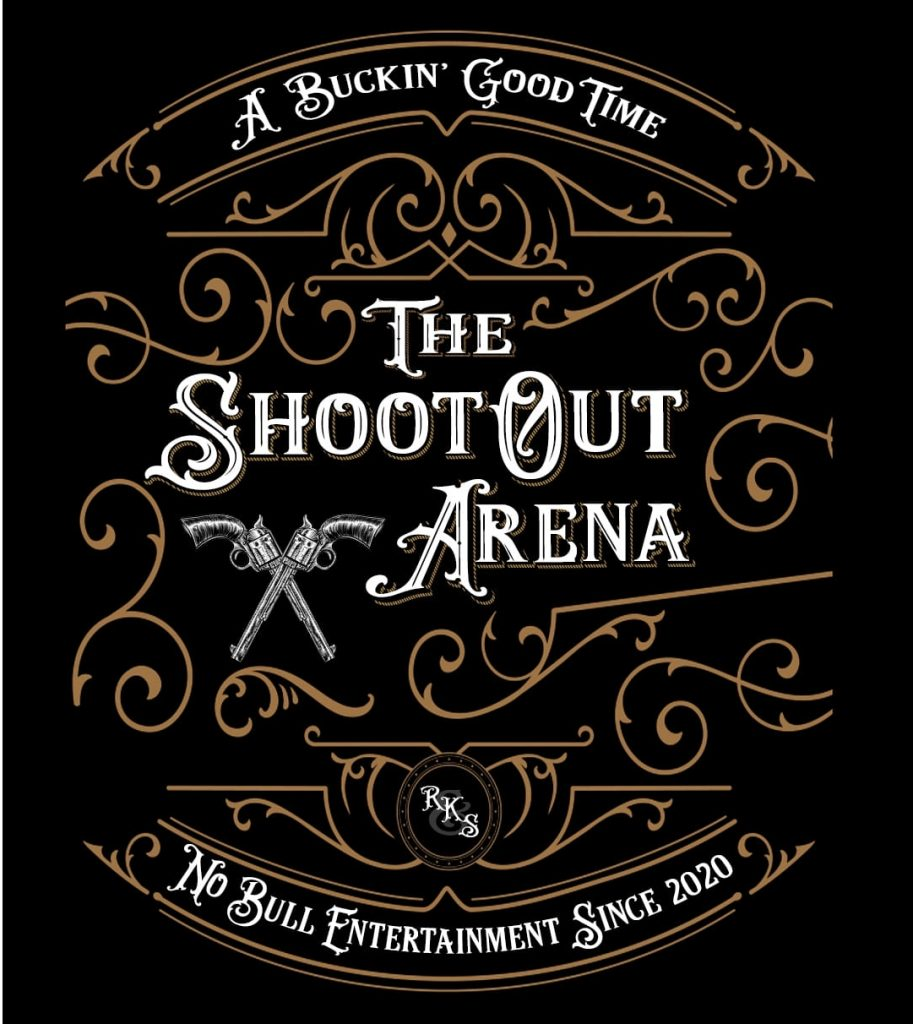 Logo Shoot Out Arena