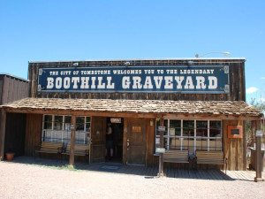 Boothill Graveyard - Tombstone2