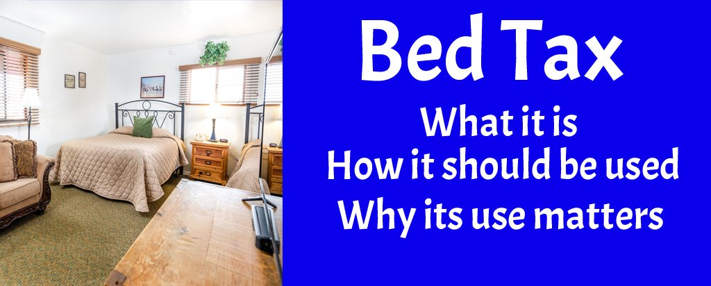 Bed Tax Main Banner